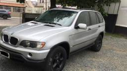 BMW X5 2002 aceito troca