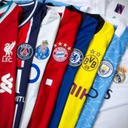 Camisas de Futebol - Clubes e Seleções - Loja Fanático Store