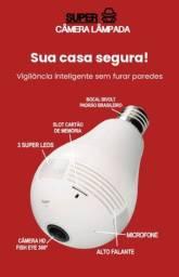 Câmera lampada inteligente de Vigilância