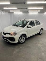 Etios Sedan X 1.5 Manual 2018