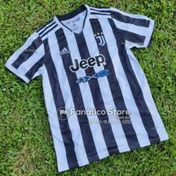 Camisa Juventus 2021/22 - Lançamento - Fanatico Store