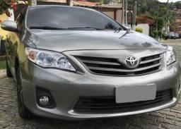 Toyota Corolla XEI 2.0 16V AT 2012 + GNV G5 + IPVA21 pago!
