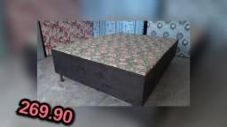 Cama Box Casal Fábrica