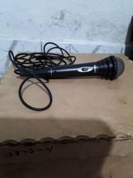Microfone novo