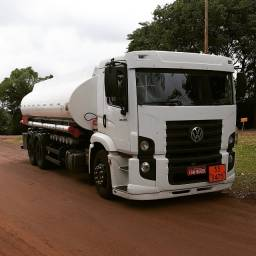 Vw 24 250 6x2 2011/2012 Somente o chassi