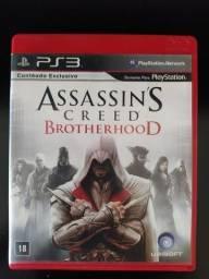 Assassin's Creed Brotherhood - PS3 (usado)