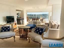 Apartamento à venda com 3 dormitórios em Campo belo, São paulo cod:640659