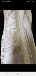 Vestido de noiva 2x1