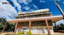 Ed. Oasis Ap com 1 dormitório para alugar, 36 m² por R$ 1.100/mês - Lago Norte - Brasília/