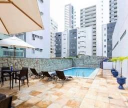SANT04 - Apartamento para alugar, * Mobiliado, 3 qurtos, nas Graças, próximo à Jaqueira