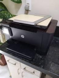 Impressora HP a laser perfeita