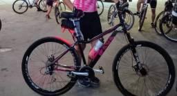 Bike quadro feminino tam 17 aro 29