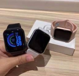 Smartwatch D20 Aceitamos Cartões