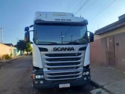 Scania R400 6×2 2016 (repasse cons. contemplado)