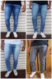 Calças masculinas disponiveis vários modelos