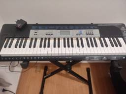 teclado cassio ctk-1550
