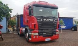 Scania R500 V8 6x4 Sem Arla 2011/2012