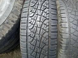 São quatro pneus aro 16 frontier S10 VALO 4reais