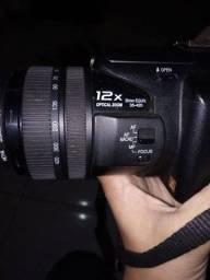 Câmera fotográfica Panasonic lumix
