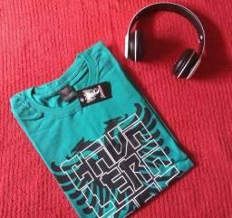 Camisas e Cuecas boxer