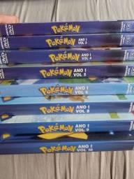 DVDs de pokemon