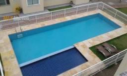 Apartamento com 3 dormitórios à venda, 66 m² por R$ 170.000 - Lagoinha - Eusébio/CE