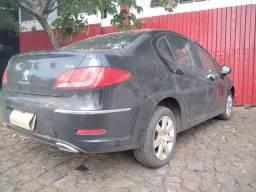 Sucata retirada de peças 408 Peugeot