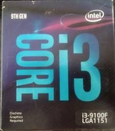 Processador Intel i3 9100F Top Promoção !!!