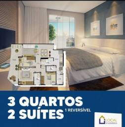 Apartamento para venda com 79 metros quadrados com 3 quartos em Telégrafo Sem Fio - Belém