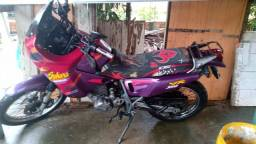 Moto Sahara Nx 350 $5000