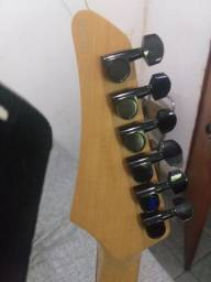 Guitarra Pedaleira Cubo