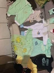 lote roupa menino