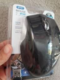Mouse via Bluetooth
