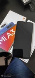 Xiaomi A3 128GB semi-novo com caixa e NF
