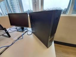 Computador com Monitor Dell