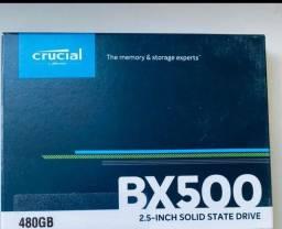 SSD crucial 480 GB