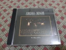 Cd Amedeo Minghi - In Concerto - Ótimo Estado