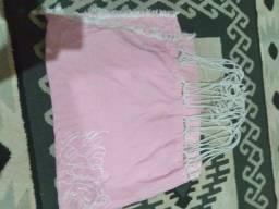 Vendo rede infantil rosa