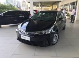 COROLLA 2018/2018 1.8 GLI 16V FLEX 4P AUTOMÁTICO