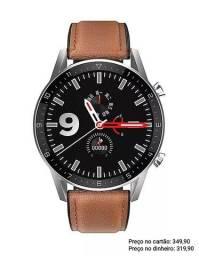 Smartwatch relógio digital DT92 Premium ( Faz e Recebe Ligações)