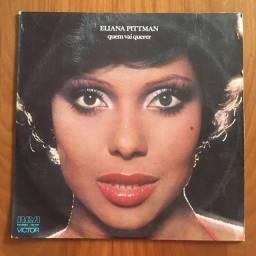 LP Eliana Pittman - Quem Vai Querer (1977) em ótimo estado