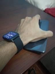 Relógio inteligente Smartwatch Colmi P8 Plus (original) Preto