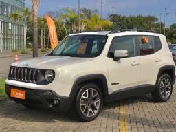 Título do anúncio: RENEGADE 2019/2019 1.8 16V FLEX LONGITUDE 4P AUTOMÁTICO
