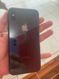 Vende-se iPhone X 64g