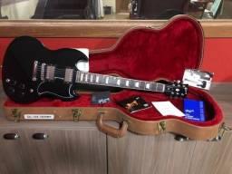 Guitarra Gibson SG Standard Ebony 2017
