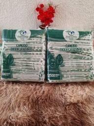 Canudos biodegradável