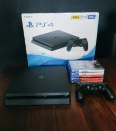 Playstation 4 em excelente estado
