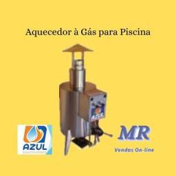 Aquecedor à Gás para Piscina