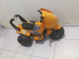 Moto Elétrica Infantil Biemme