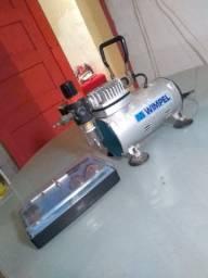Compressor aerógrafo
